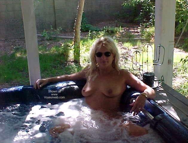 Pic #1 - Hot Tub Wife