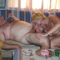 Candie Lane and Hubby 1 of 2