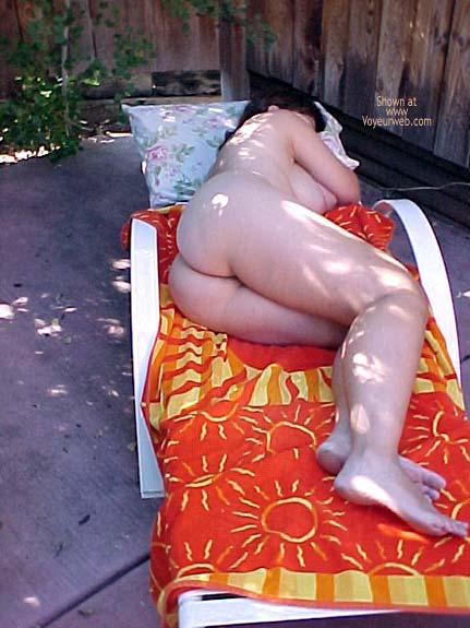 Pic #4 - Big J Takes a Nap