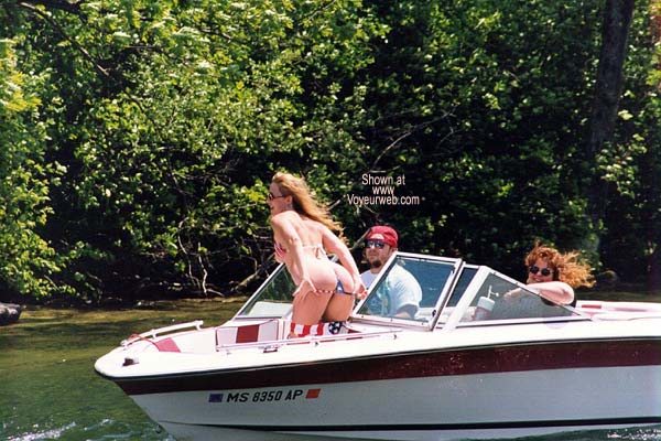 Pic #3 - Stripping at 30mph