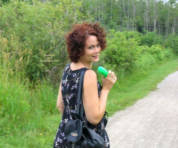 Pic #2 - Suzanne In The Woods 1