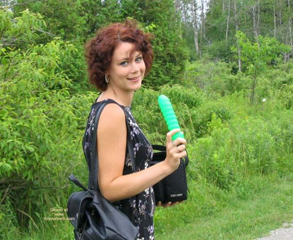 Pic #3 - Suzanne In The Woods 1