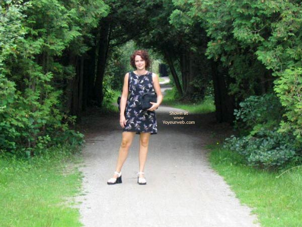 Pic #4 - Suzanne In The Woods 1