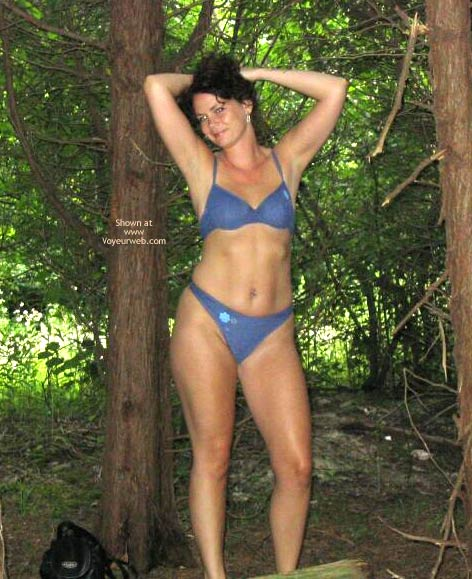 Pic #7 - Suzanne In The Woods 1