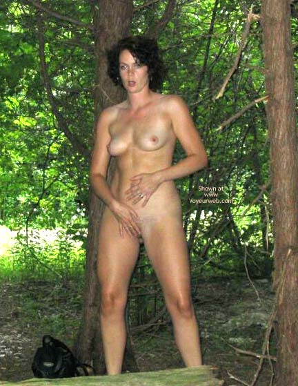 Pic #1 - Full Frontal Nudity - Full Frontal Nudity, Nude Outdoors, Touching Herself , Full Frontal Nudity, Touching Herself, Naked In The Woods, Pussy Rub Outdoors, Playing With Herself Al Fresco