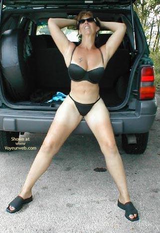Pic #1 - Busty Liza Jane