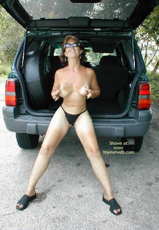 Pic #2 - Busty Liza Jane