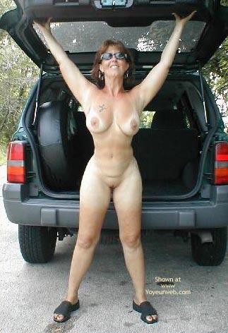 Pic #4 - Busty Liza Jane