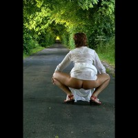 Squatting On Feet
