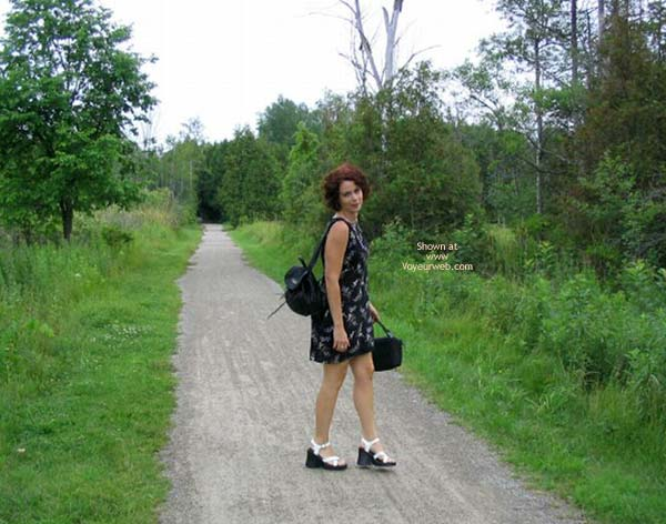 Pic #1 - Suzanne In The Woods 2