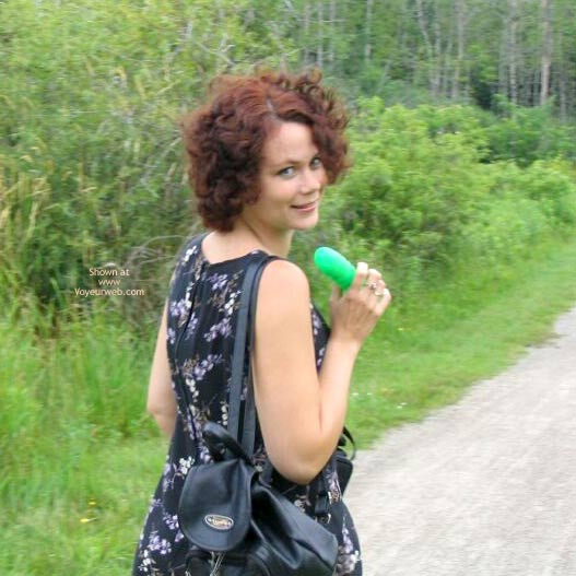 Pic #2 - Suzanne In The Woods 2