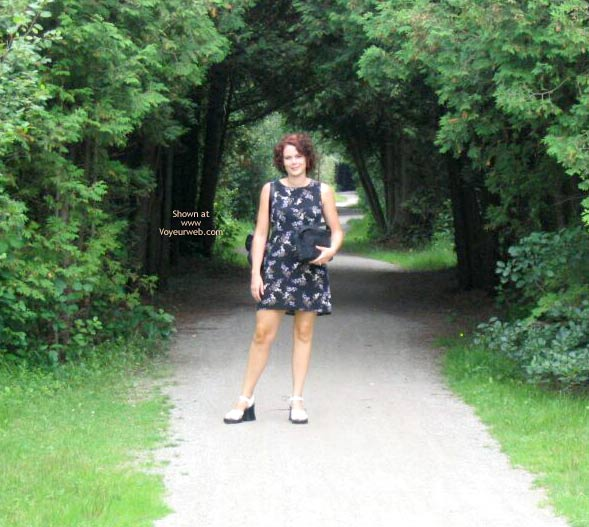 Pic #3 - Suzanne In The Woods 2