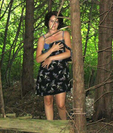 Pic #5 - Suzanne In The Woods 2