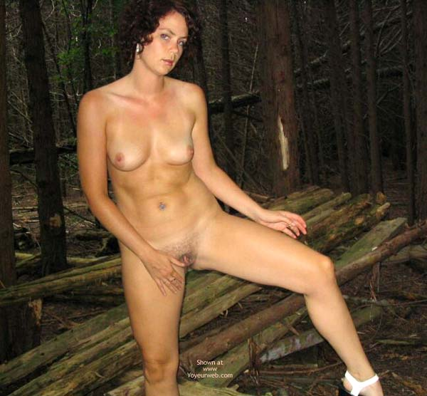 Pic #7 - Suzanne In The Woods 2