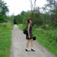 Suzanne In The Woods 2