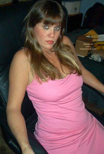 Pic #1 - Tina In The Pink Dress