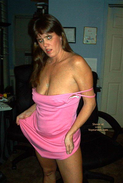 Pic #3 - Tina In The Pink Dress