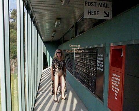 Pic #6 - Shojo Checking Mail