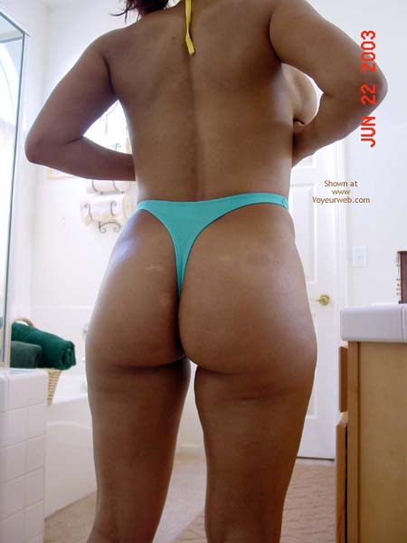 Pic #1 - Latina'S Ass The Best