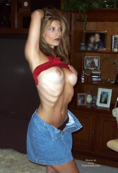 Pic #1 - Pamela In Red