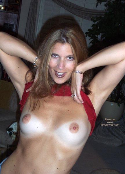 Pic #2 - Pamela In Red