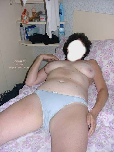 Pic #2 - Liz's First Ever Post