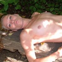 Lying On Tree - Long Hair