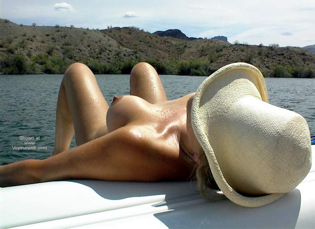 Pic #2 - Nudist Boaters Have More Fun