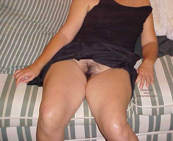 Pic #1 - Wife's Dark Pussy
