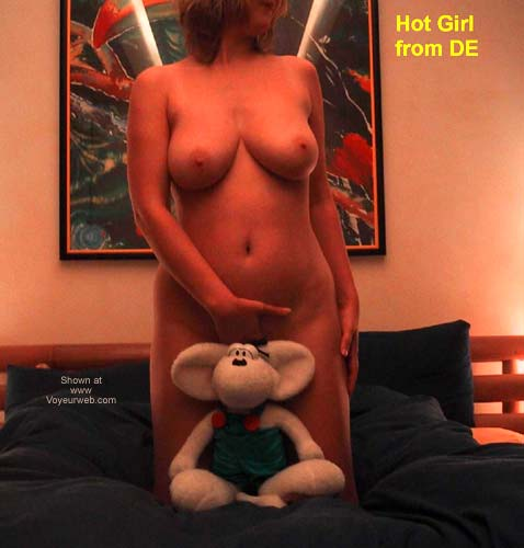 Pic #4 - Dirty Mouse Playing with a Dirty Girl