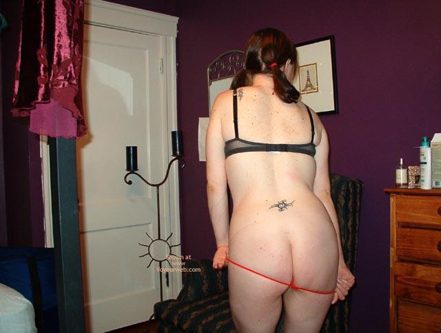 Pic #3 - Brandi'S New Thong