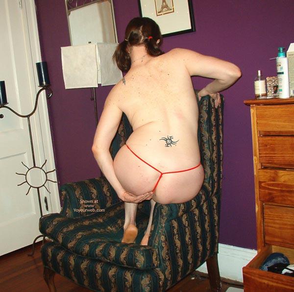 Pic #4 - Brandi'S New Thong