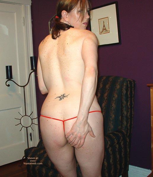 Pic #6 - Brandi'S New Thong