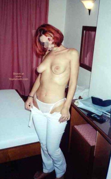 Pic #4 - Lisa Greek Shy Wife