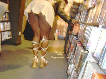 Pic #1 - Camden Girl Shops Till She Drops
