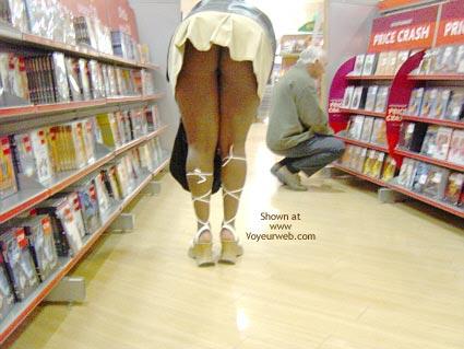 Pic #2 - Camden Girl Shops Till She Drops