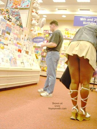 Pic #4 - Camden Girl Shops Till She Drops