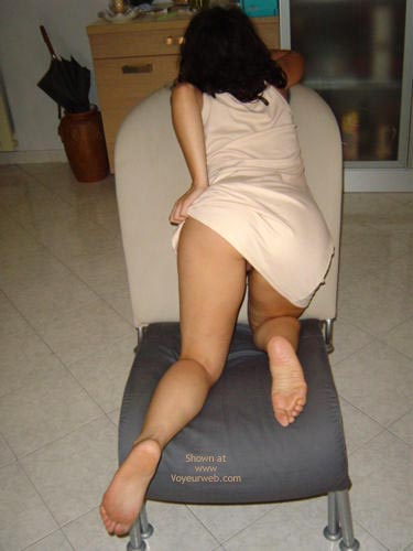 Pic #2 - Sexyclaire On The Chair