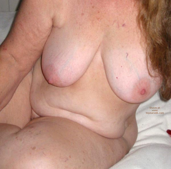 Pic #1 - Wife'S Boobs