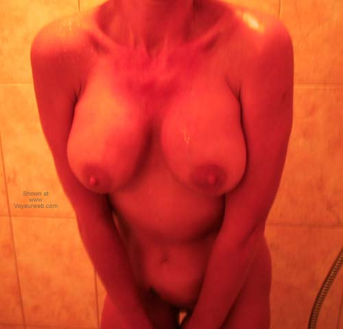 Pic #4 - New Camera/Shower 2