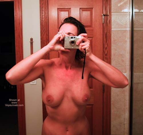 Pic #7 - New Camera/Shower 2