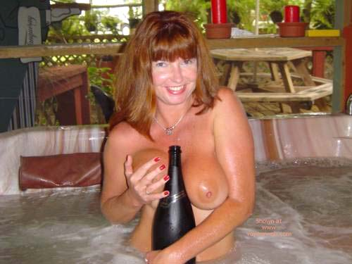 Pic #2 - Champagne And Double D'S