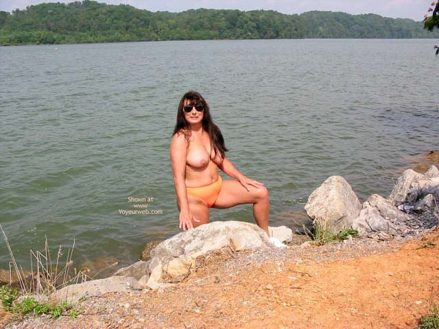 Pic #2 - Victoria At The Lake