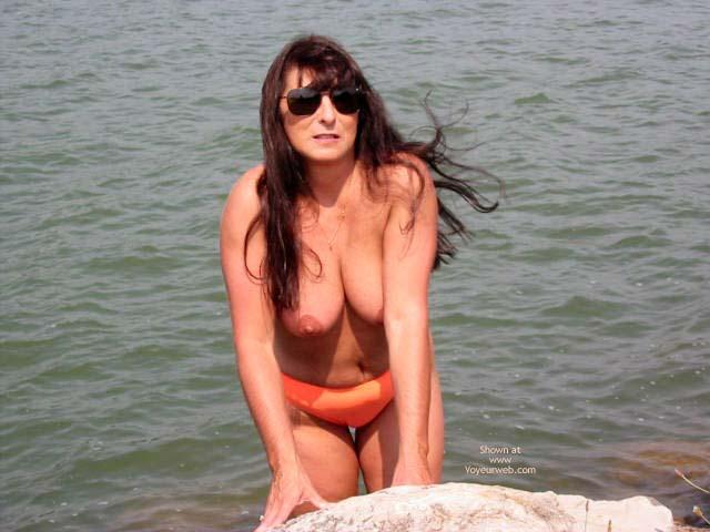 Pic #3 - Victoria At The Lake