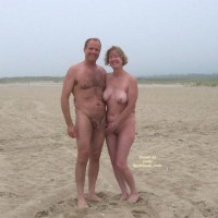 First Timers at a Nude Beach