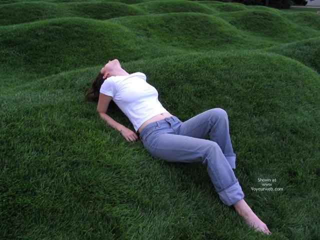 Pic #1 - Lea In The Grass