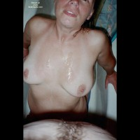 My Wife in The Shower