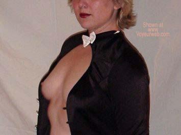 Pic #3 - Sexy Tuxedo Wife