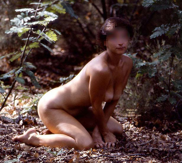 Pic #4 - Young Pompy In The Woods