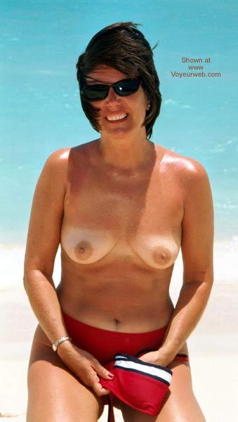 Pic #3 - AJ on The Beach Mexico